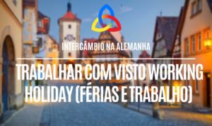 Alemanha passa a permitir que brasileiros trabalhem com visto de turista