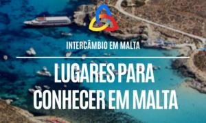 Lugares para conhecer em Malta