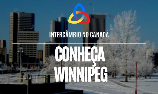 Intercâmbio em Winnipeg, no Canadá