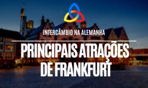 Principais atrações em Frankfurt