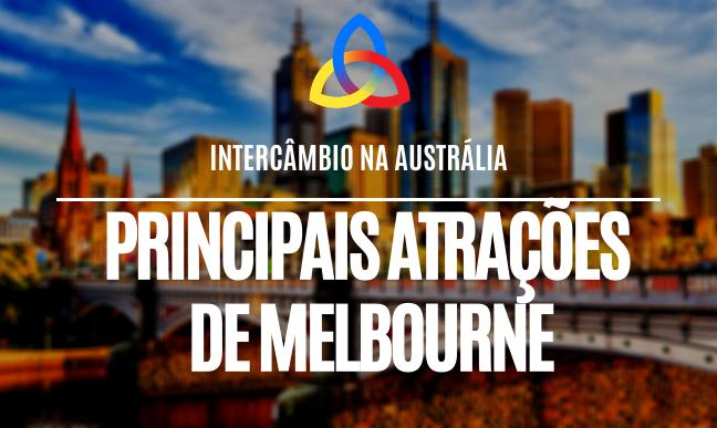 Principais atrações em Melbourne