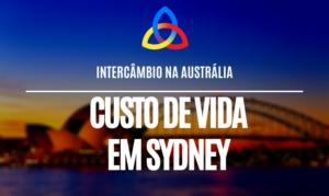 Custo de vida em Sydney