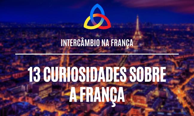 13 curiosidades sobre a França